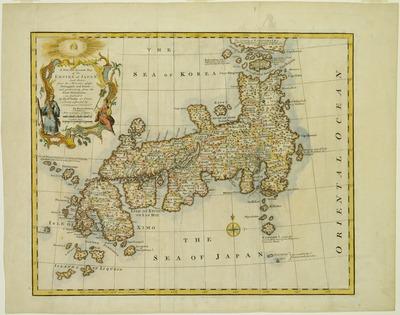 新精確日本帝国図