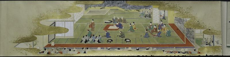 琉球舞楽図巻