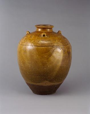 黄清香茶壺