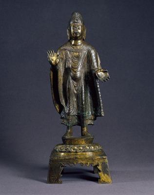 弥勒仏立像