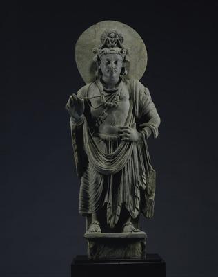 釈迦菩薩立像