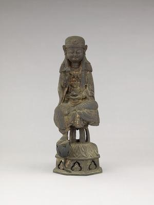 地蔵菩薩遊戯坐像
